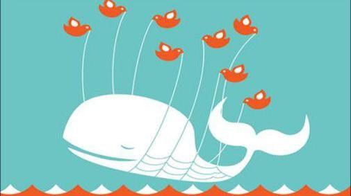Twitter kreunt en kraakt