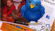 'Twitter maar raak' marketing