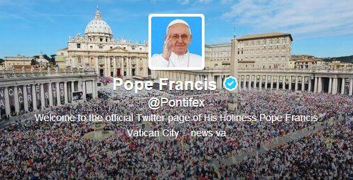 twitter-paus-franciscus