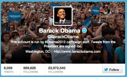 Twitter's header foto zorgt voor meer 'fake verified accounts'