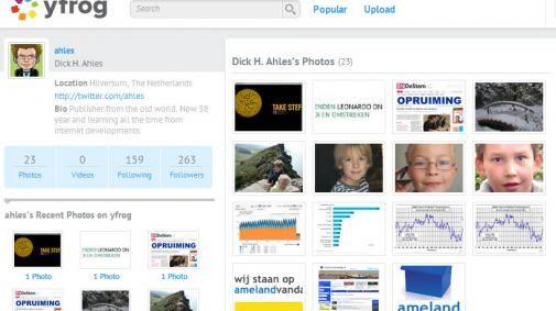 Twitter start eigen fotoservice