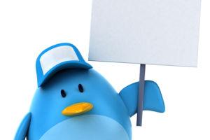 Twitter vervangt tweets die copyrights schenden