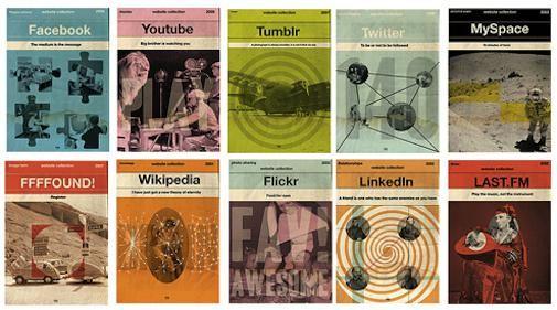 Twitter, YouTube en Flickr als retro webservices