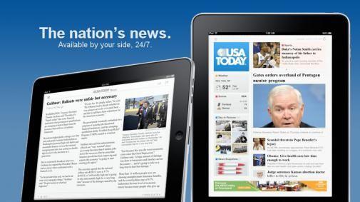 Uitgevers bereiden zich voor op de concurrent van de iPad: Samsung Galaxy