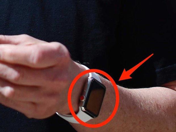 Unieke Apple Watch