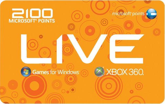 Vaarwel Microsoft Points, we betalen nu met echt geld