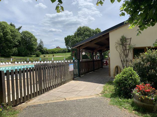 Vakantiepark Dordogne zwembad