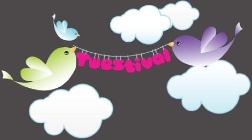 Vandaag is het Twestival