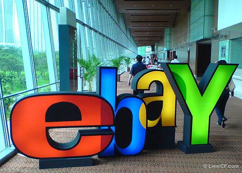 Veilingsite eBay test nieuwe dienst uit op website