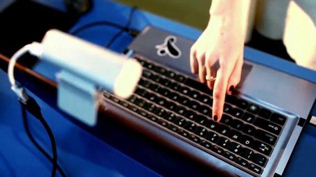 Verander elk oppervlak in een touchpad