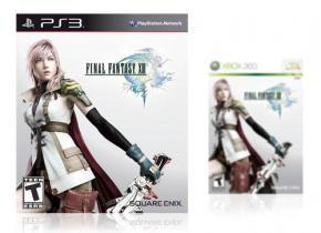 Verkoop FF XIII toch vooral op PS3
