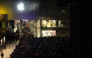 Verkoop iPhone 4S in China loopt uit de hand