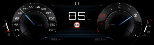 new_i-Cockpit_Peugeot_headup_display_speed