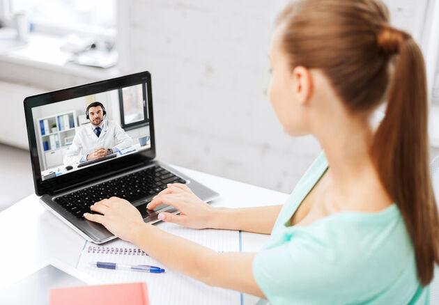 Videobellen-Dokter