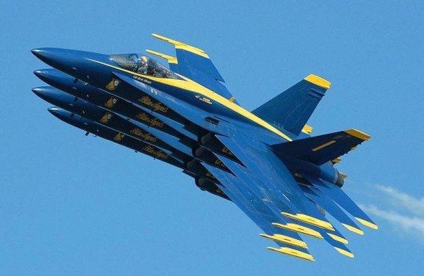 vier vliegtuigen