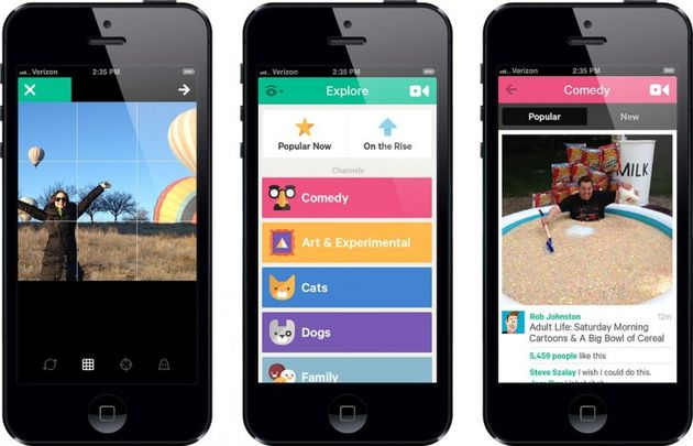 Vine voor iOS krijgt 'grootste update tot nu toe'