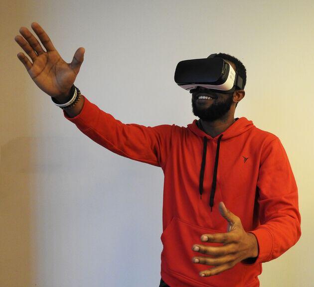 Virtual reality 2021