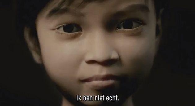 Virtueel 10-jarig meisje ontmaskert honderden kindermisbruikers