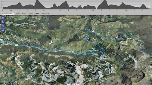 Volg de Tour de France met Bing Maps