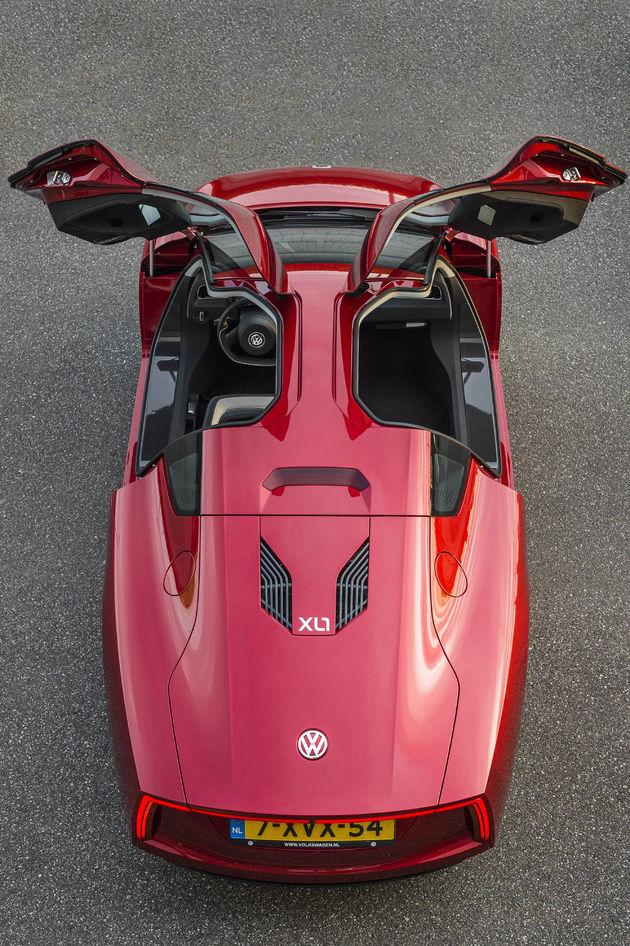 Volkswagen-XL1-deuren
