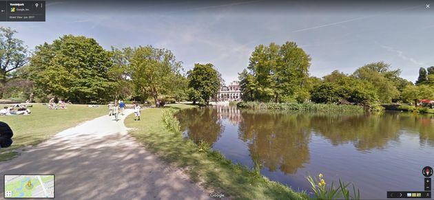 Vondelpark-Street-View