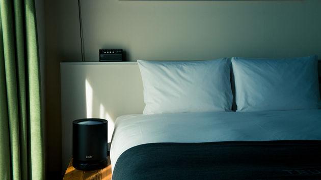 Voordelen-luchtreiniger-cado-slaapkamer