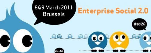 Vooruitblik op Enterprise Social 2.0