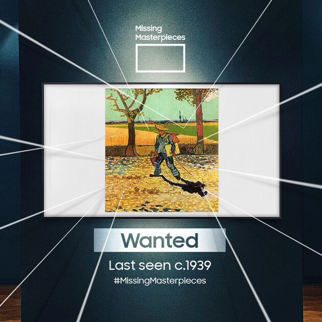 Wanted-Poster-1x1-The-painter-on-his-way-to-work