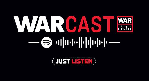 Podcast: War Child laat je het ongehoorde verhaal van oorlogskinderen ervaren