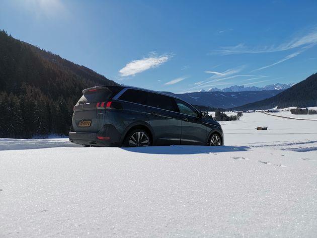 Wat een plaatje Peugeot5008
