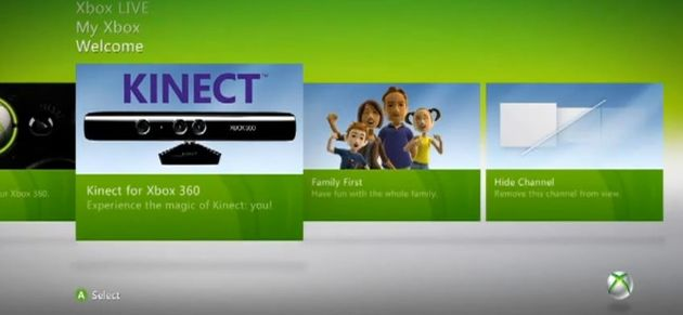 Wat kun je nu met je nieuwe Xbox 360-menu?