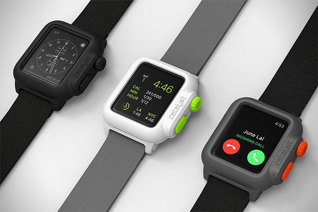 waterproof apple watch 2