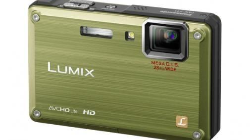 Waterproof Panasonic Lumix