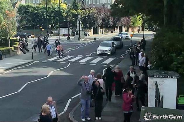 Webcams abby road