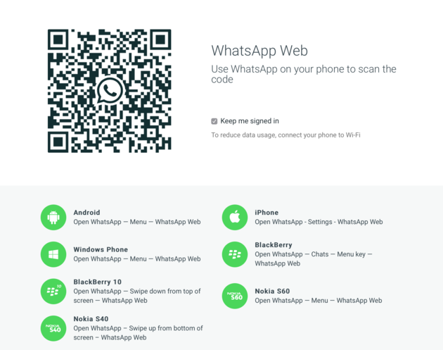 webversie whatsapp