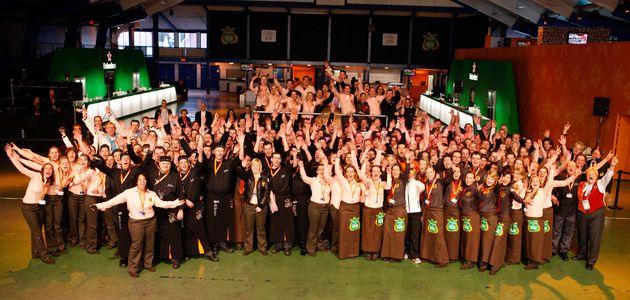 Werving Holland Heineken House Londen 2012 van start