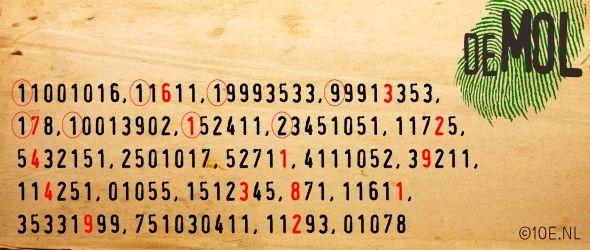 wie-is-de-mol-codes