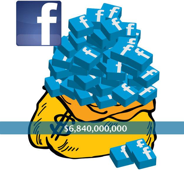 Wie werden er rijk aan de beursgang van Facebook en verkochten aandelen?