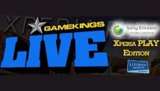 Win 6 x 2 kaarten voor het GameKings Xperia PLAY event