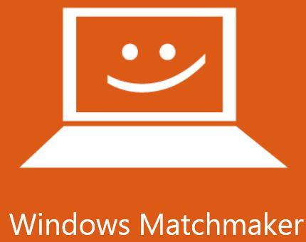 Windows Matchmaker: Hoe kies je een Windows 8 systeem?