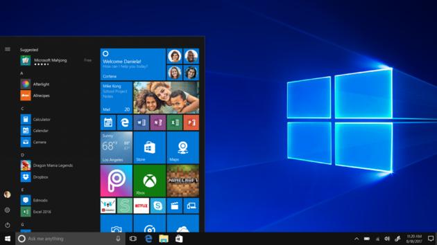 windows-S
