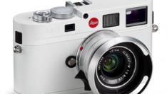 Witte Leica M8