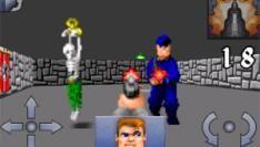 Wolfenstein 3D voor op de iPhone