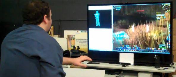 World of Warcraft vanaf nu speelbaar met Kinect