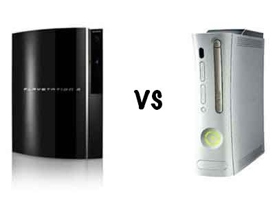 Xbox One vs Playstation 4 [Infographic]