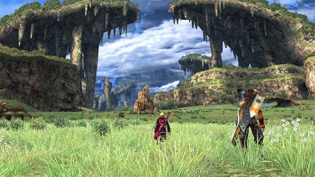 Xenoblade Chronicles maakt het Japanse RPG eigenhandig weer relevant