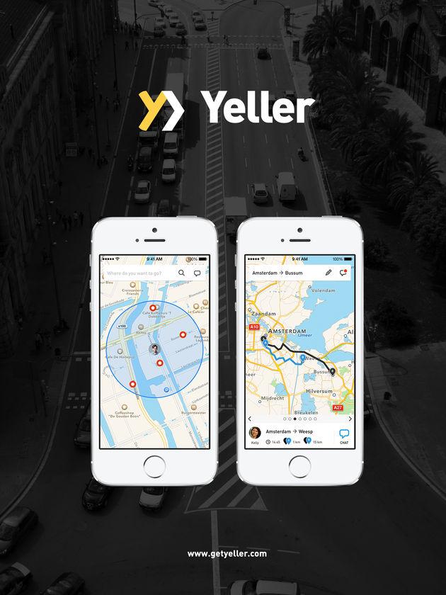 Yeller_branding_logo_app