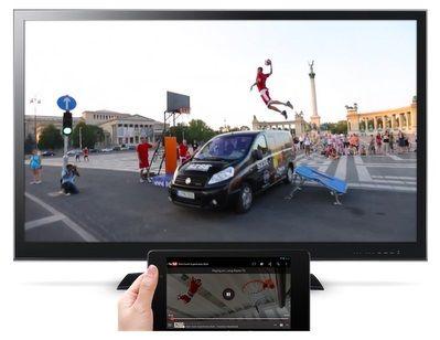 YouTube-Device-UI