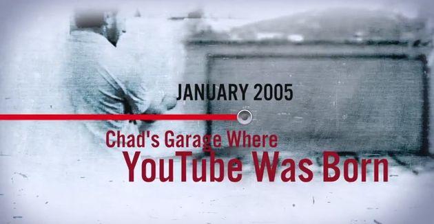 YouTube is jarig!