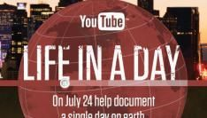 YouTube : Vandaag start Life in a Day [Update]